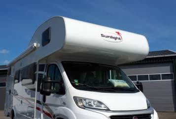 Hire a motorhome in Utrecht from private owners| Fiat Ducato Camper 2