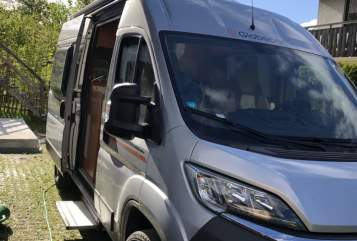 Hire a motorhome in Seeshaupt from private owners| Pössl Paul`s Mobil