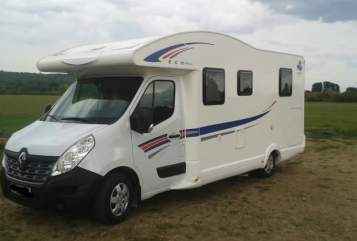Hire a motorhome in Mössingen from private owners| Ahorn Ahorn Camp 2
