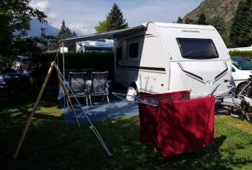Hire a motorhome in Gröbenzell from private owners| Weinsberg Weinzi