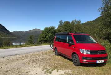 Hire a motorhome in Augsburg from private owners| VW Giovanni