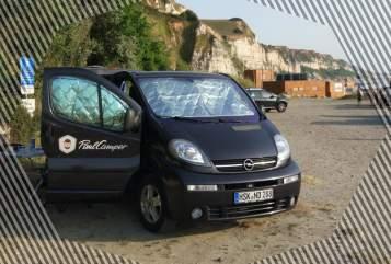 Hire a motorhome in Olsberg from private owners  OPEL Vivaro Vivaro Life