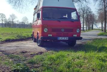 Hire a motorhome in Gladbeck from private owners| Volkswagen VW LT Oldtimer
