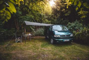Hire a motorhome in Münster from private owners  VW MS Emma