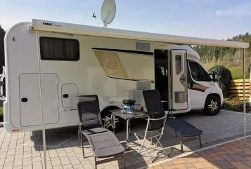 Hire a motorhome in Wuppertal from private owners|  KNAUS  Ukamo
