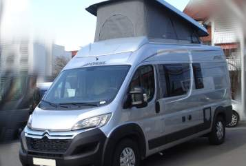 Hire a motorhome in Bötersen from private owners| Pössl 2Win Plus XL