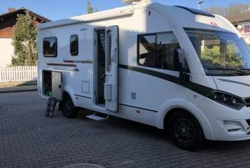 Hire a motorhome in Malching from private owners| Adria  Schröder