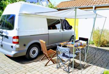 Hire a motorhome in Bielefeld from private owners| VW Paul wird Otto