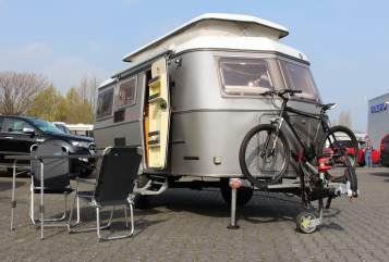 Hire a motorhome in Königswinter from private owners| ERIBA Troll 1