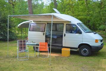 Hire a motorhome in Amsterdam from private owners| VW Steve