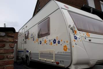 Hire a motorhome in Göppingen from private owners| Būrstner  Caroline