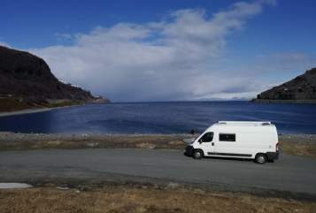 Hire a motorhome in Mömbris from private owners| Peugeot Rocky