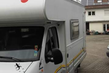 Hire a motorhome in Schifferstadt from private owners| Fiat 230 Baffy