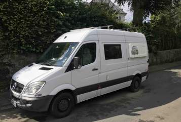 Hire a motorhome in Bielefeld from private owners| Mercedes Benz Wilma