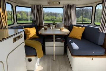 Hire a motorhome in Osnabrück from private owners| Contructam  Hildi 2.0