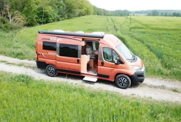 Hire a motorhome in Bernburg from private owners| Pössl Winnetou