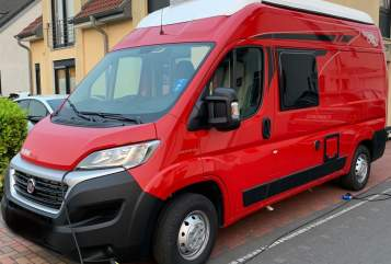 Hire a motorhome in Dinslaken from private owners  Pössl Alfons