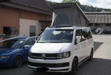 Hire a motorhome in Mainz from private owners| VW  CaSimir