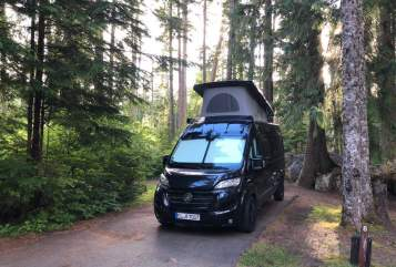 Hire a motorhome in Emsbüren from private owners  HYMERCAR Fiat Ducato Black Ducato