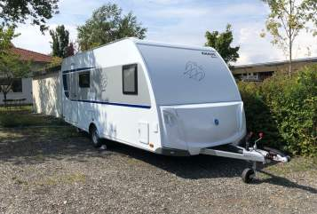 Hire a motorhome in Neufahrn bei Freising from private owners| Weinsberg Leo