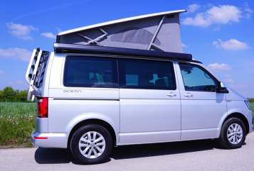 Hire a motorhome in München from private owners| VW David