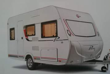 Hire a motorhome in Appenweier from private owners| Bürstner Lissi