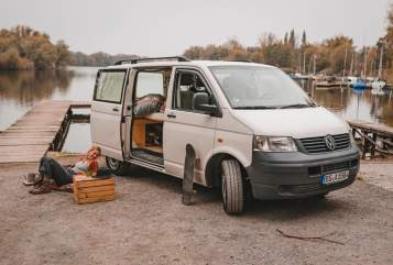 Hire a motorhome in Gescher from private owners| VW Barndoor