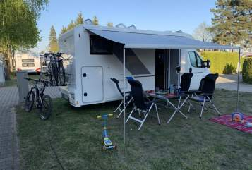 Hire a motorhome in Jena from private owners| SUN Living Sun Living S70