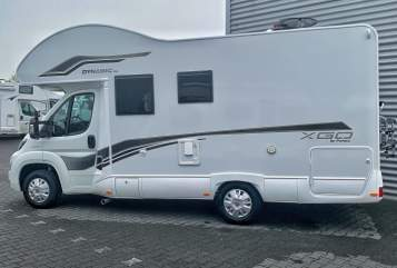 Hire a motorhome in Wilhelmshaven from private owners| Xgo Wobby