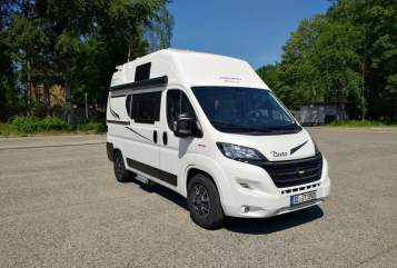 Hire a motorhome in Bad Segeberg from private owners| Karmann Dexter*New*