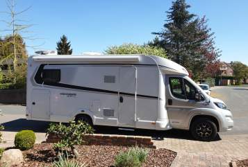 Hire a motorhome in Apelern from private owners| Weinsberg WEINI
