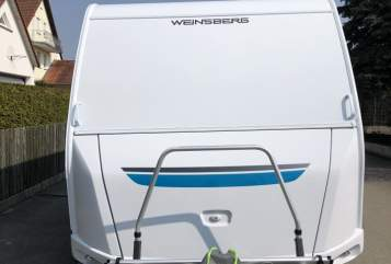 Hire a motorhome in Kleinaitingen from private owners| Weinsberger  Smart für 5