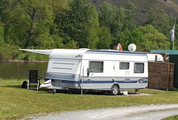 Hire a motorhome in Lützelbach from private owners| Fendt Breuberg_Camper