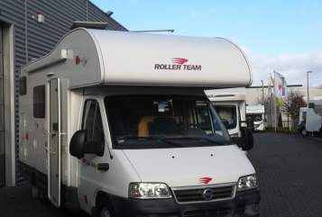Hire a motorhome in Werder from private owners| Fiat Ducato Rolfi