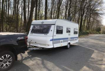 Hire a motorhome in Oberhausen from private owners  Hobby Hobby