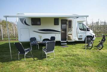 Hire a motorhome in Maurik from private owners| Citroën SUN DRIVER SUNDRIVER T595