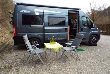 Hire a motorhome in Gerstetten from private owners| Pössl Traumfänger