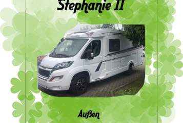 "Hire a motorhome in Bad Vilbel from private owners| Weinsberg ""Stephanie II"""