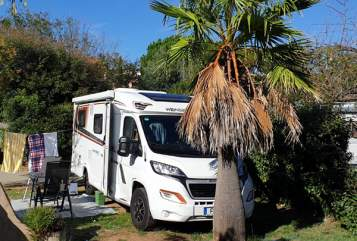 "Hire a motorhome in Bad Vilbel from private owners| Weinsberg ""Stephanie"""