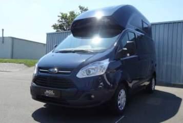 Hire a motorhome in Waldbronn from private owners  Ford Westfalia Herr Womo