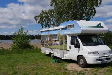 Hire a motorhome in Angermünde from private owners| Fiat Stolpe