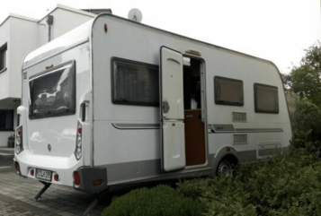Hire a motorhome in Hattersheim am Main from private owners| Knaus  Yussi