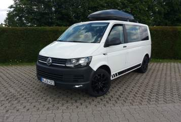 Hire a motorhome in Gaggenau from private owners| VW T6 Sweet Home T6