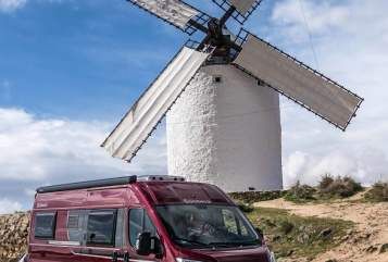 Hire a motorhome in Bottrop from private owners  Globecar Horsti