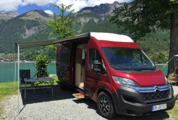 Hire a motorhome in Oberhausen from private owners| Clever Clever