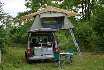 Hire a motorhome in St. Pölten from private owners| Citroen kleiner Bär