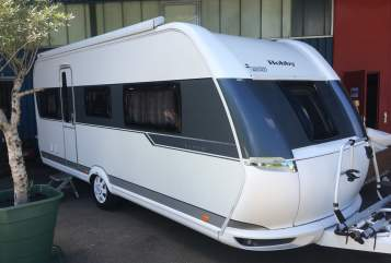 Hire a motorhome in Freiburg im Breisgau from private owners| Hobby Bellasoni