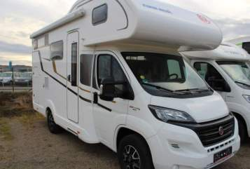 Hire a motorhome in Kelsterbach from private owners| Eura Mobil Gary