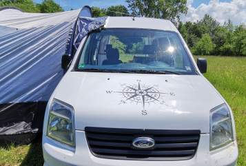 Hire a motorhome in Hattenhofen from private owners| Ford Willy