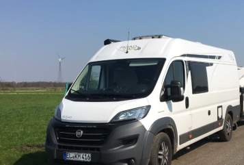 Hire a motorhome in Bockhorst from private owners| Fiat/Pössl Primo